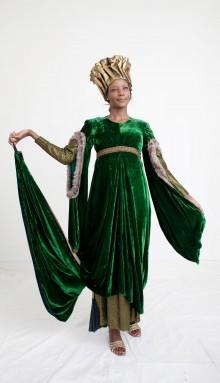 Mittelalter Königin